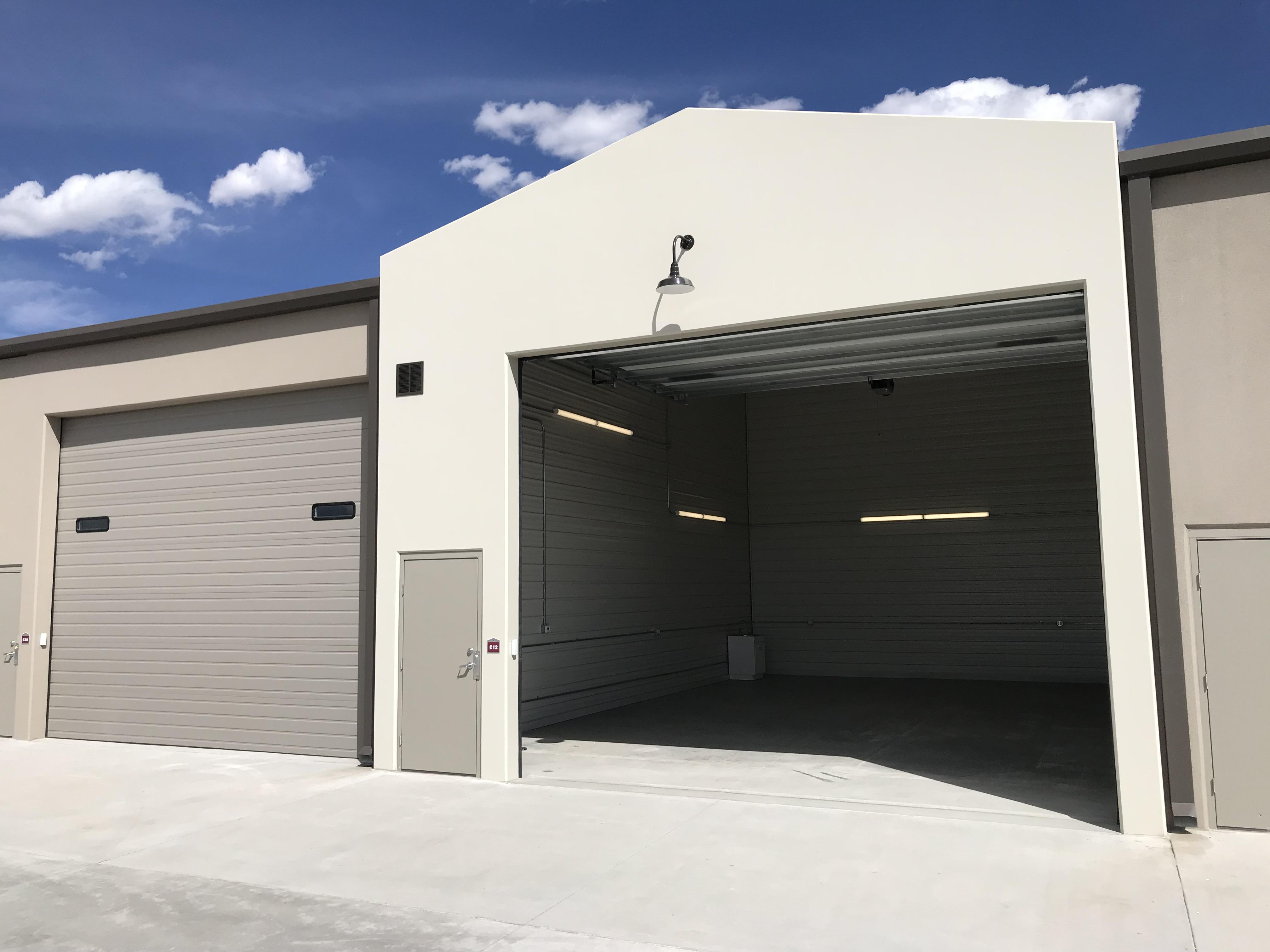 Garage Condos Storage You Can Own